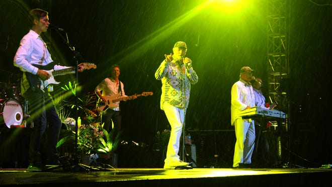 The Beach Boys at Cascades Park