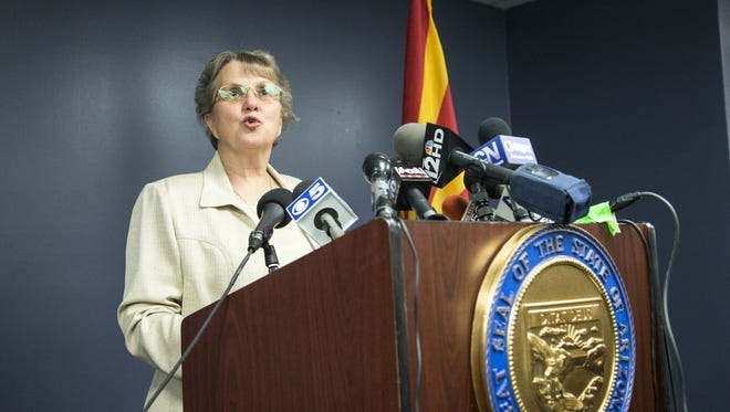 The Arizona State Board of Education  voted to direct Douglas to re-open its offices and files to board employees who investigate complaints against certified teachers.