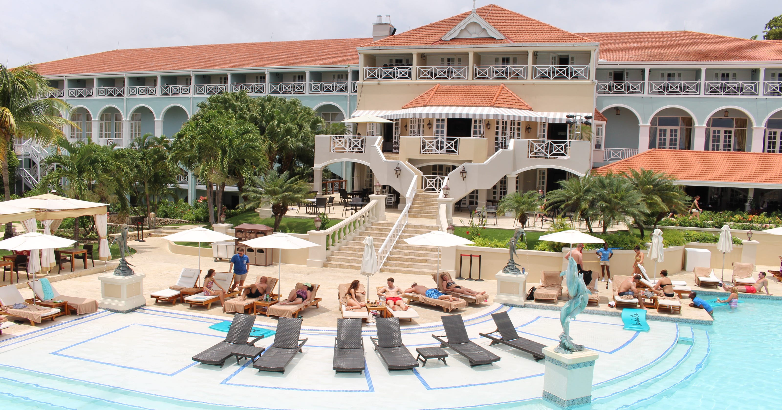 fec9715cbf7e Photo Tour  Sandals  new all-inclusive couples resort in Ocho Rios