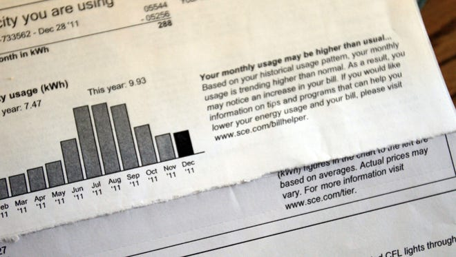 """Be strategic. If you're a Southern California Edison customer, you can sign up for """"Save Power Days."""" Edison will contact you the day before an energy-saving event, which basically means the utility is expecting extremely high demand. If you use less energy than usual during the event, you'll get a bill credit."""