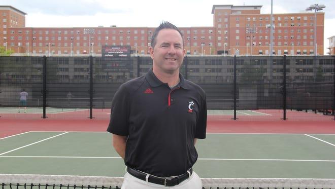 Cincinnati women's tennis coach Eric Toth is among four inductees in the newest Cincinnati Tennis Hall of Fame class.