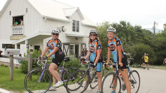 The fourth annual Cycle to Farm Tour Saturday is seeking volunteers.