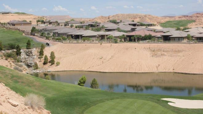 Falcon Ridge Golf Course is hosting the Mesquite Challenge golf tourney on Nov. 3.