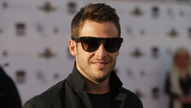 Marco Andretti hopes to one day follow his father and grandfather into Formula One
