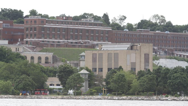 Sing Sing Correctional Facility in Ossining.