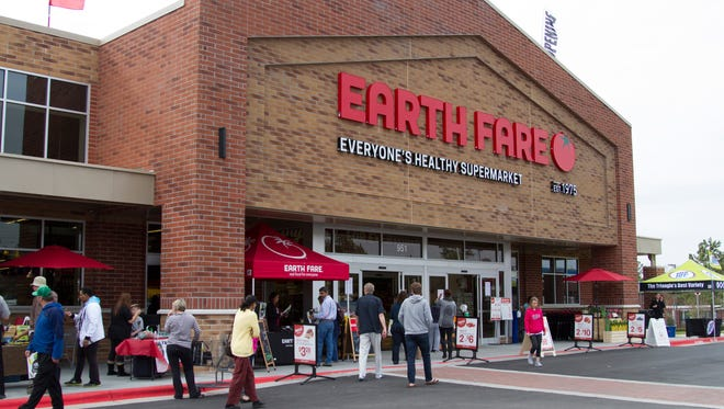 An Earth Fare location in Cary, NC.