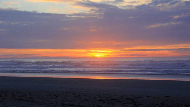 Sometime in the future, a major earthquake and tsunami are expected to hit the Oregon Coast.