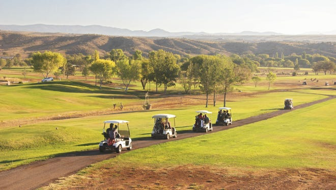The WNMU Alumni Golf Tournament returns on Oct. 9, part of the Homecoming weekend.