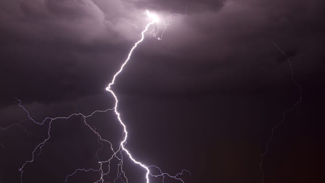 According to the Southwest Utah Public Health Department, lightning is Utah's second most fatal natural hazard after avalanches.