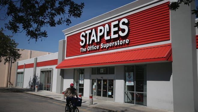 Staples is reversing a growing trend by staying closed on Thanksgiving this year. It was open on the holiday the last two years.