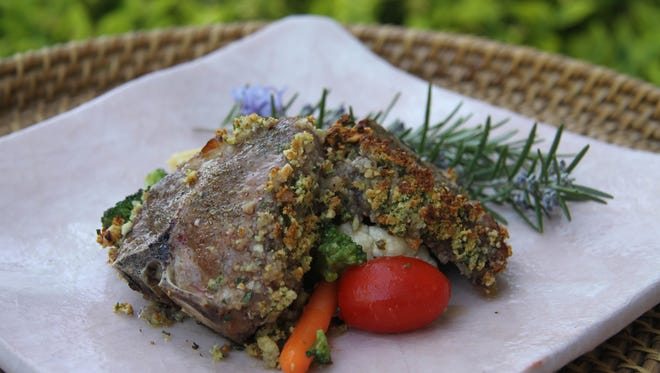 As the weather chills and fall settles in, lamb is one of those hearty, satisfying entrees that's packed with flavor.