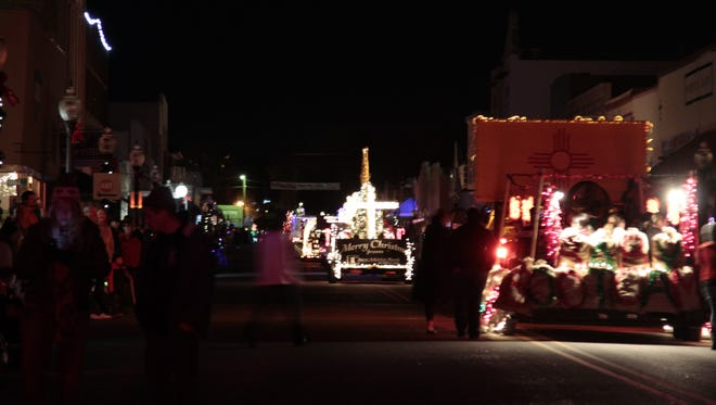 """The Silver City MainStreet 25th annual Lighted Christmas Parade is planned for Saturday, Nov. 28 starting at 7 p.m. in historic downtown Silver City. The theme is """"The Light of Christmas."""" For additional information call 575-534-1700 or visit silvercitymainstreet.com."""