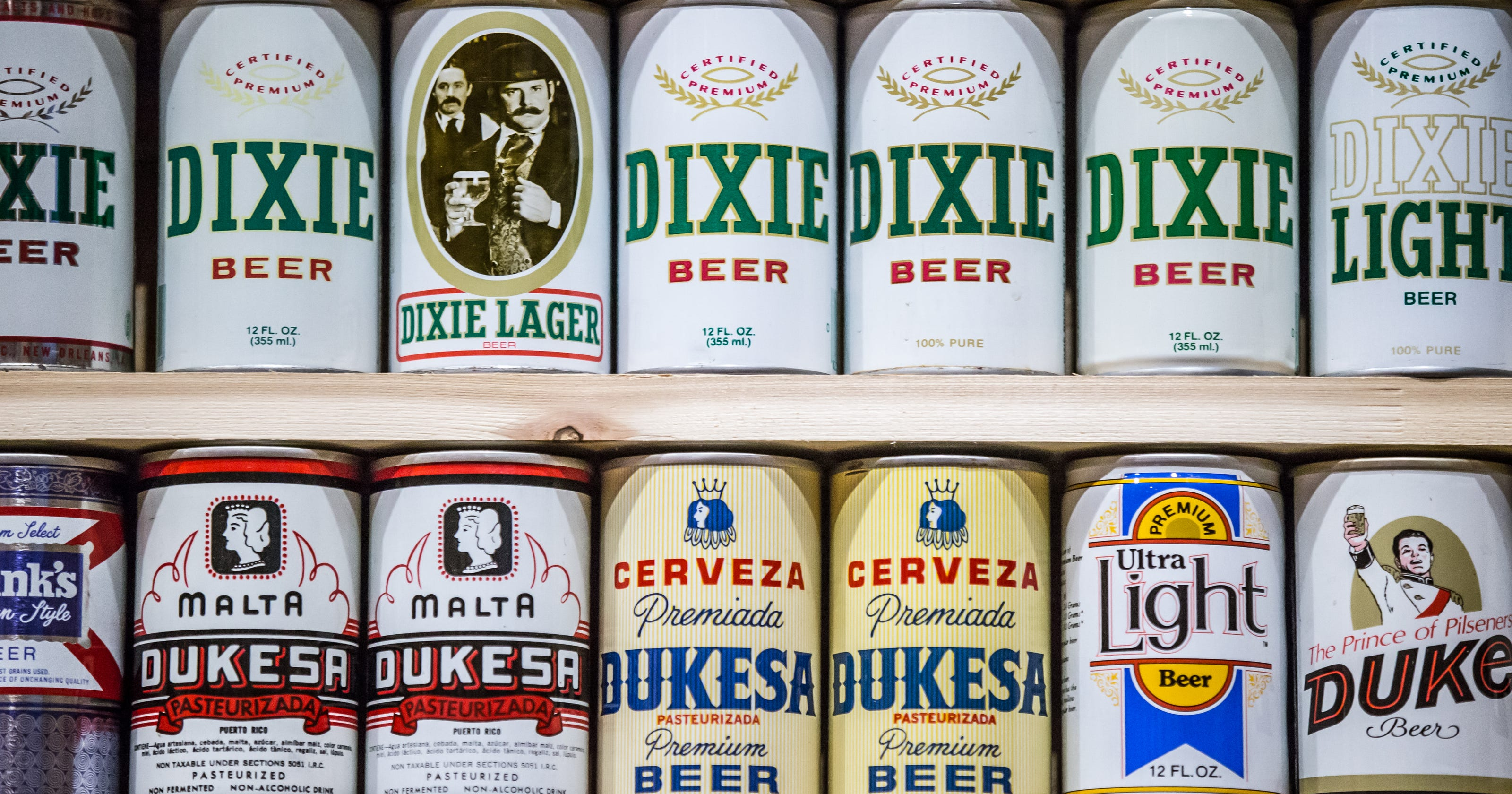 Dixie Beer company says it needs help choosing a new name, and you can send in suggestions