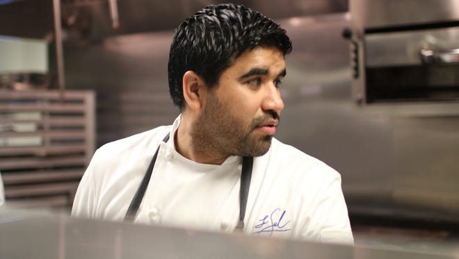 Chef Rene De Leon, formerly of Alinea and Next in Chicago, has the top toque at Le Sel, a new restaurant from the Goldberg Brothers' Strategic Hospitality.