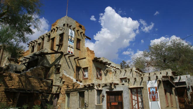 Cabot's Pueblo Museum in Desert Hot Springs. The museum is looking for a new executive director.