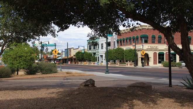 A population boom after 1980 led to the Town of Gilbert become the largest incorporated town in the world.