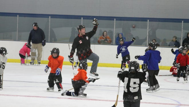 Try Hockey Free will take place at the Fond du Lac Blue Line Family Ice Center. Pre-registration is requested at tryhockeyforfree.com.