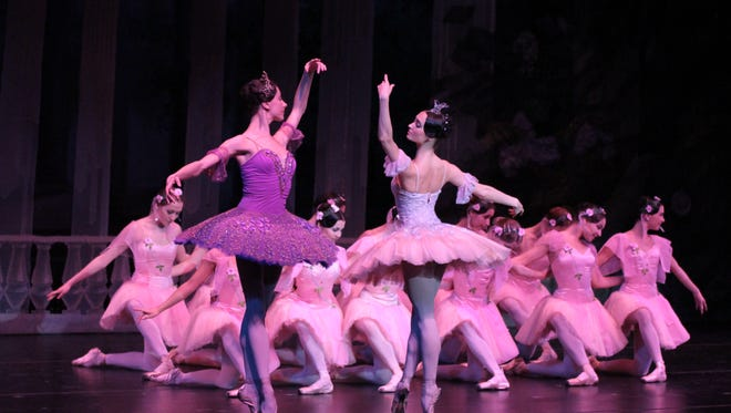The Moscow Festival Ballet stops at East Lansing's own Wharton Center this January.