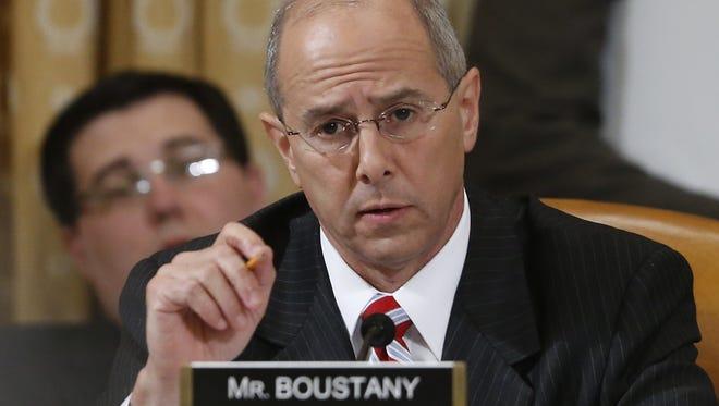 Rep. Charles Boustany, R-La.