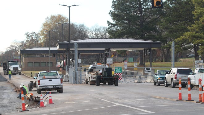 Fort Campbell's Gate 1 entrance has reopened.