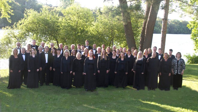 The Great River Chorale will perform Dec. 4 and Dec. 6 at Bethlehem Lutheran Church in St. Cloud.