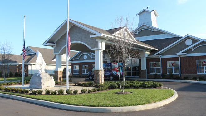 The Veterans Home in Clarksville at 250 Arrowood Drive.