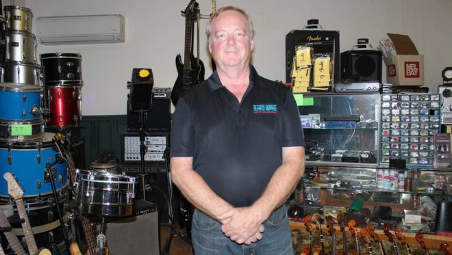 Terry Burke has been in business for more than 30 years and is a recognized music, lighting and sound expert.