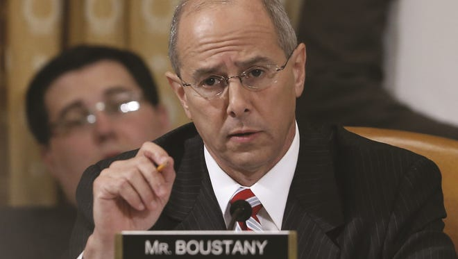 Charles Boustany, who is running for the Senate this year, reported $1.6 million in campaign cash at the end of 2015.