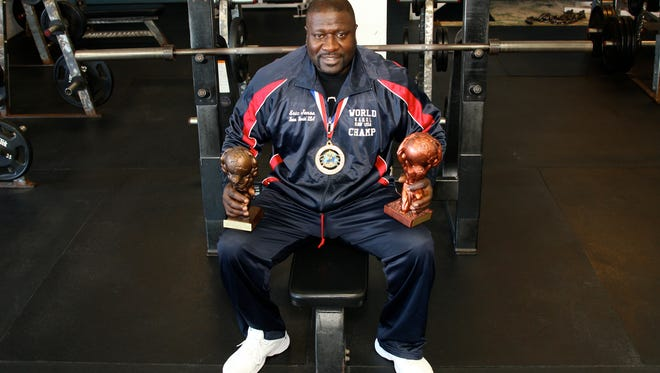 Eastern High School graduate Eric Jones, 53, is a five-time World Association of Benchers and Deadlifters (WABDL) bench press champion. He captured his second straight single-ply bench press title in the 275-pound weight class — in his age group (48-55) — in November in Las Vegas. His first three title came at 242 pounds.