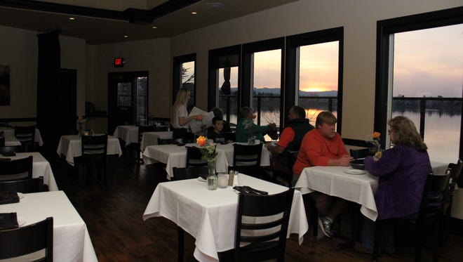 On Wednesdays in February, Delaney Madison Grill is offering a free bacon-wrapped filet mignon and lobster tail dinner to those born in February. Quantities are limited, and reservations are strongly recommended.