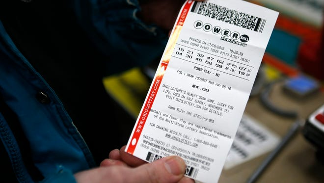 The Powerball jackpot is at an estimated $236 million.