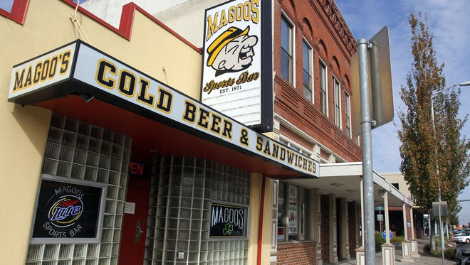 Magoos Sports Bar, located at 275 Commercial St. SE, scored a perfect 100 on its semi-annual inspection Dec. 15.
