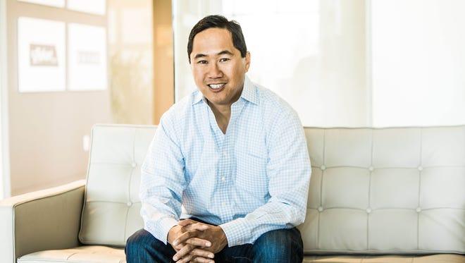 Rich Wong, partner at Accel Partners
