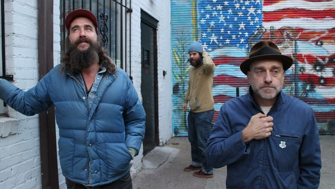The Hackensaw boys from Charlottesville, Virginia, play The Grey Eagle on Feb. 25.