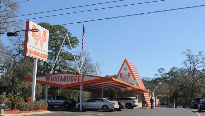 The Whataburger on Thomasville Road is practically a landmark.