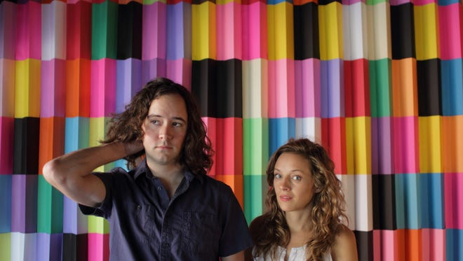 Folk duo Mandolin Orange will perform at The Fort Collins Armory March 19.