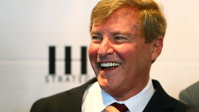 Sports agent Leigh Steinberg during the Leigh Steinberg Party at the City View at Metreon.