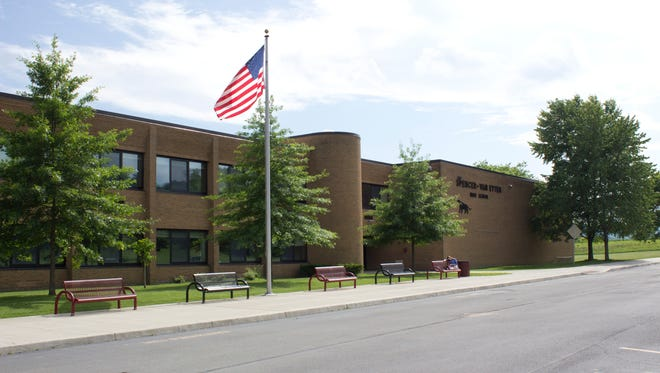 Spencer-Van Etten High School.