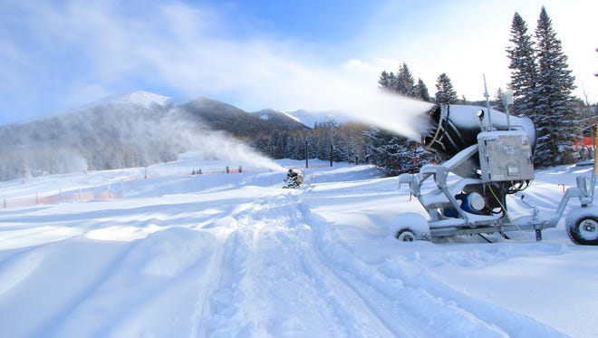 Sen. John McCain cited an attempt by federal regulators to block artificial snow production several years ago at Arizona Snowbowl as an example of government waste in a new report.