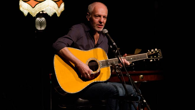 Peter Frampton performs at the Orpheum Theater on Thursday, March 10, 2016, in Phoenix.
