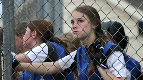 Polk County is ninth in this week's N.C. Softball Coaches