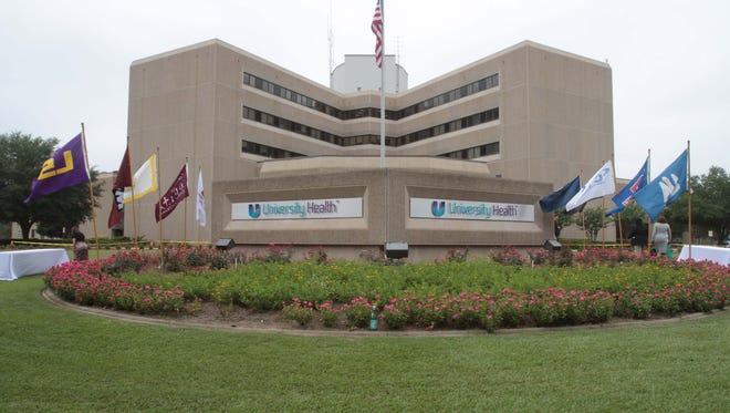 University Health Conway in Monroe.