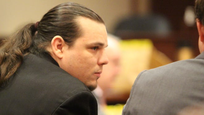 Matthew Reynolds was convicted of murder for the 2014 shooting death of Shirley Beck. He was sentenced on May 11, 2016,  to life in prison.