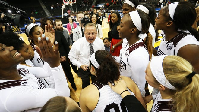 Mississippi State finished ranked No. 18 in a season that ended in the Sweet 16.