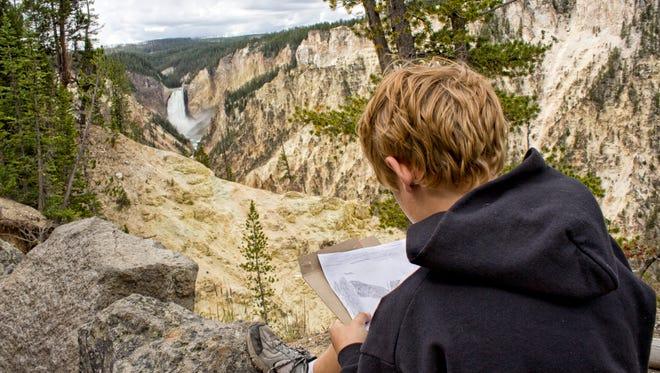 Through funding by the National Science Foundation and the Yellowstone Park Foundation, kids ages 5 and up can become Young Scientists during their visits to Yellowstone National Park.