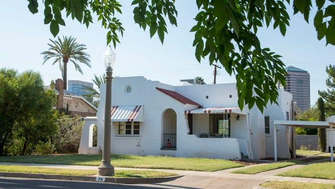 Vernon Ave. Ashland Place Historic District REAL ESTATE PROJECT- Downtown Phoenix.