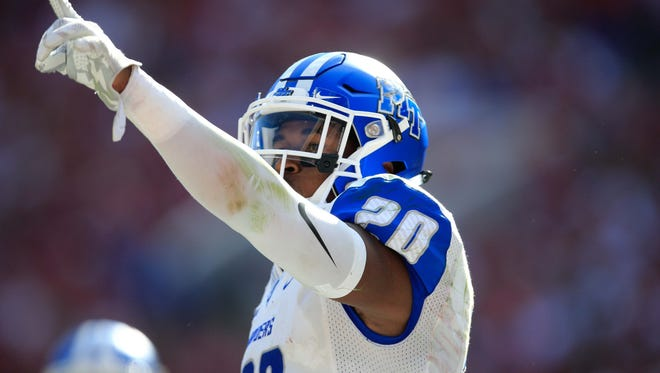 Middle Tennessee Blue Raiders safety Kevin Byard could be a good fit for the Cincinnati Bengals in the 2016 NFL Draft.