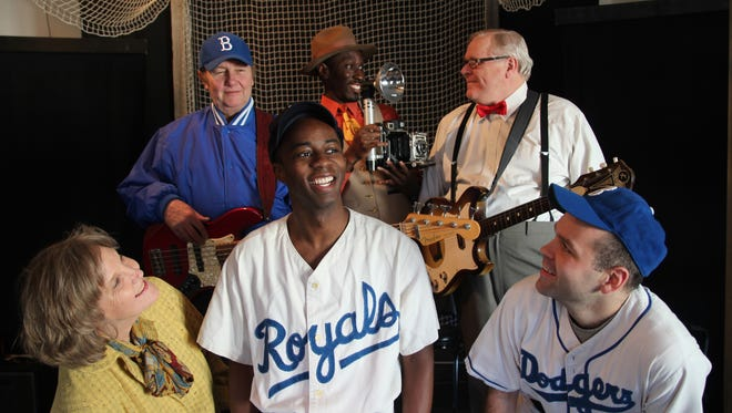 """Everybody's Hero: The Jackie Robinson Story"" is part of the Fox Cities PAC's Bemis Company Education Series."