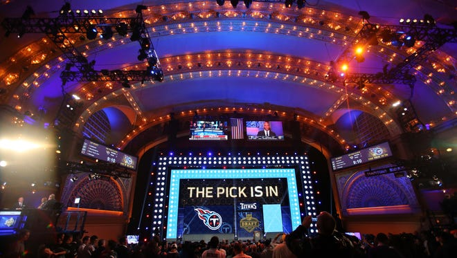 The 2016 NFL Draft will again be in Chicago this week, with as many as four Mississippians set to go in the first round.