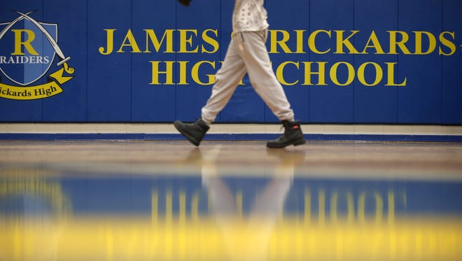 Rickards High School could see some changes soon.
